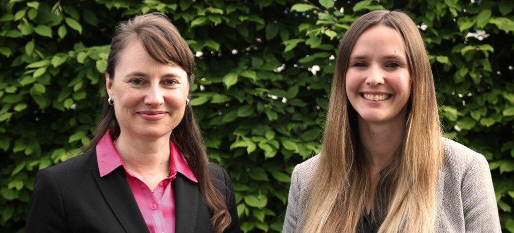 Neu in den Verwaltungsrat von emineo: Stephanie Züllig und Sunnie Groeneveld