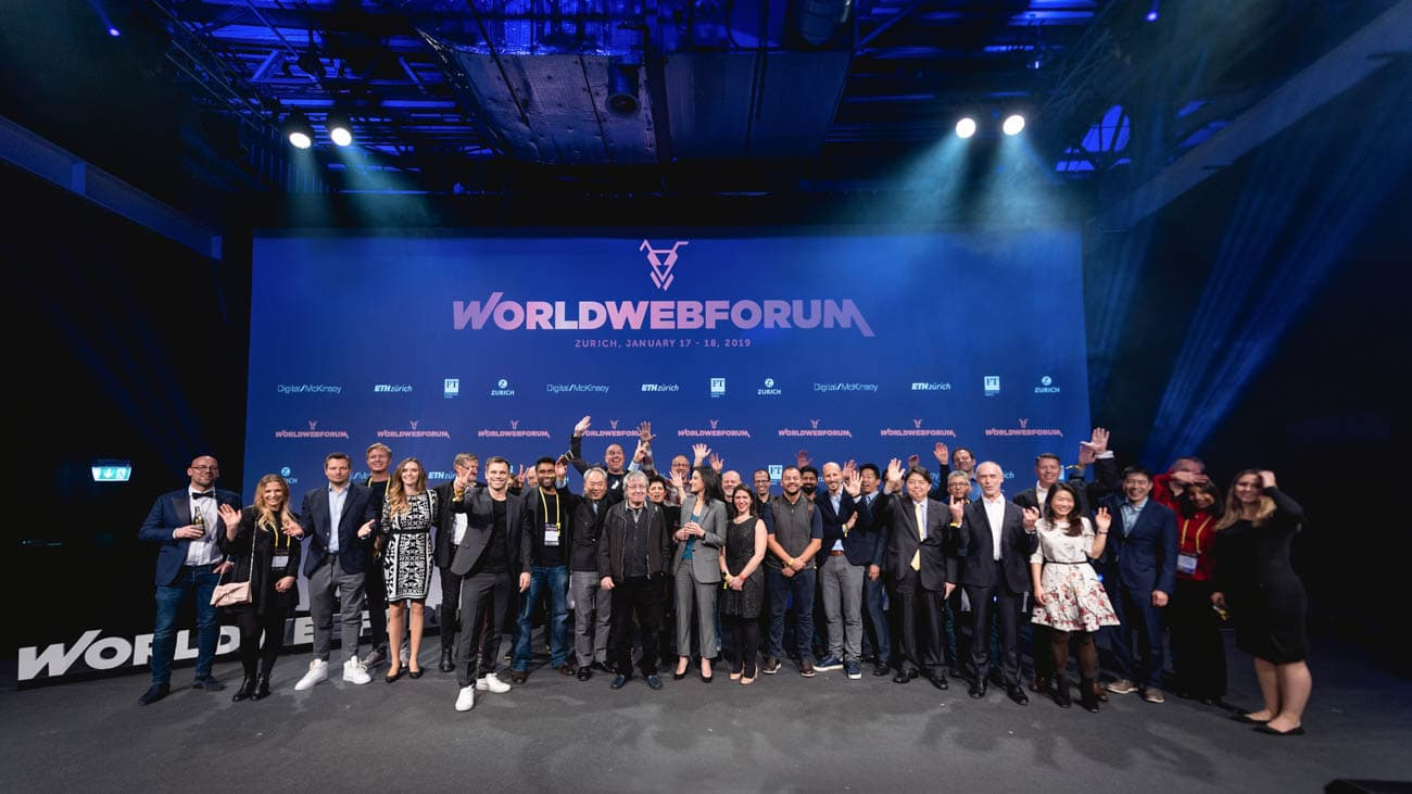 WorldWebForum 2019 | Sunnie Groeneveld | Digital Transformation | Digital Leadership